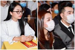 Vợ chồng Ưng Hoàng Phúc, Phương Mỹ Chi nghẹn ngào trong lễ cầu siêu cho cố nhạc sĩ Lam Phương