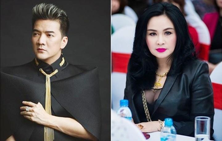 Gặp Thanh Lam sau tuyên bố cạch mặt, thái độ Đàm Vĩnh Hưng ra sao?-6