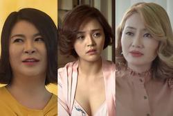 Hội 'tiểu tam' bị ném đá dữ dội của màn ảnh Việt trong năm 2020