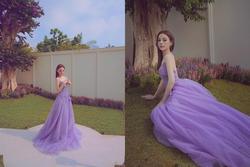 Huyền Baby khoe combo cây + váy công chúa mẹ chồng tặng, đoạn bình luận với Tâm Tít mới đáng chú ý