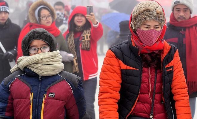 Không khí lạnh sắp tràn về, miền Bắc có nơi 0 độ C-1