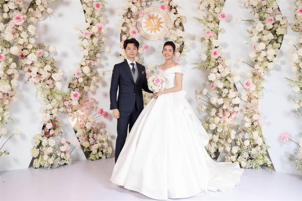 Những đám cưới hot nhất Vbiz 2020: Quý Bình chốt sổ ấn tượng-5