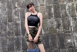 Con gái Elly Trần gây bất ngờ khi làm phó nháy