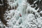 Tuyết mùa đông bao phủ Thái Hành Sơn