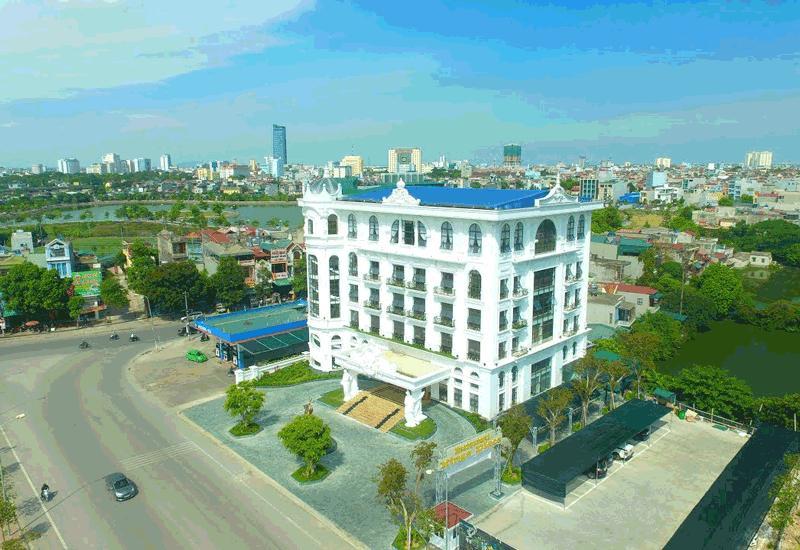 Không gian tiệc cưới lộng lẫy ở Kings Place Thanh Hoá-1