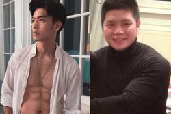Bất ngờ ảnh quá khứ nặng gần 1 tạ của trai đẹp bị đồn hẹn hò Ngô Thanh Vân