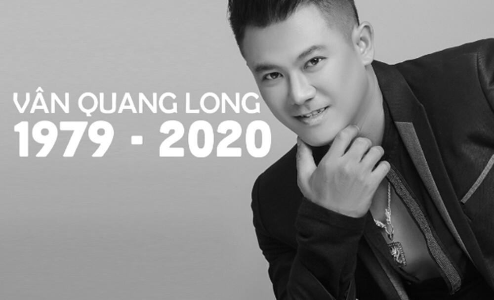 Cẩm Ly bàng hoàng, ngừng quay chương trình khi nghe tin Vân Quang Long qua đời-1