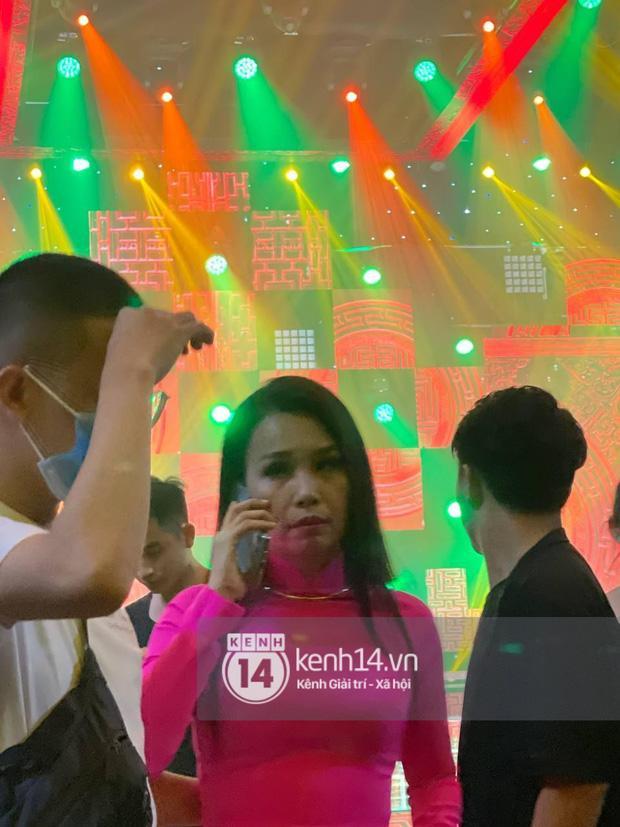 Cẩm Ly bàng hoàng, ngừng quay chương trình khi nghe tin Vân Quang Long qua đời-4