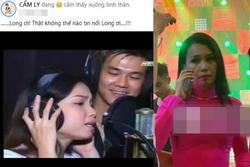 Cẩm Ly bàng hoàng, ngừng quay chương trình khi nghe tin Vân Quang Long qua đời