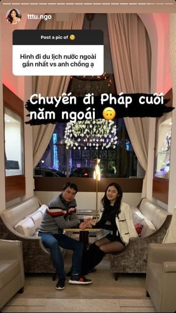 Ảnh hẹn hò cực hiếm của Á hậu Thanh Tú và đại gia hơn 16 tuổi-6