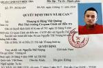 Quân Thi bị bắt ở Bắc Giang-2