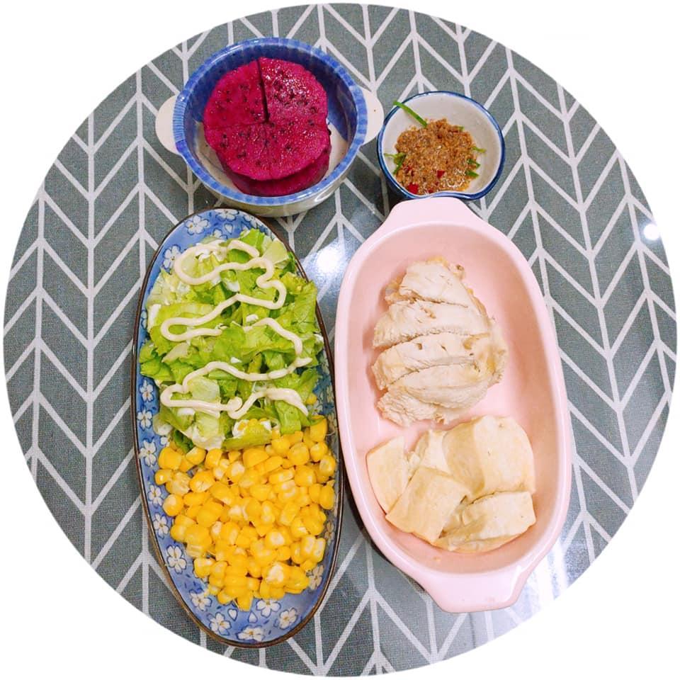 Thực đơn Eatclean vừa ngon vừa đẹp của mẹ đảm giúp chị em có động lực giảm cân-3
