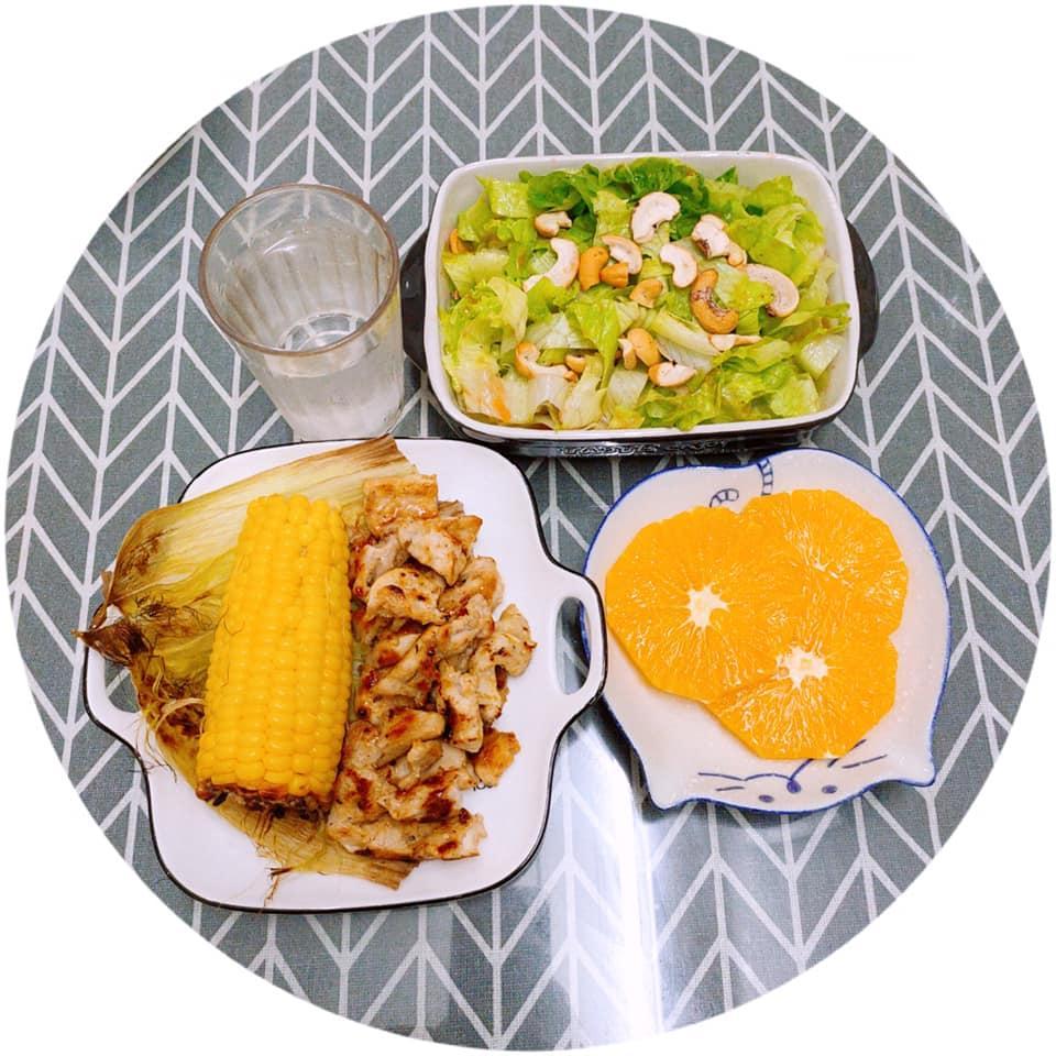 Thực đơn Eatclean vừa ngon vừa đẹp của mẹ đảm giúp chị em có động lực giảm cân-4