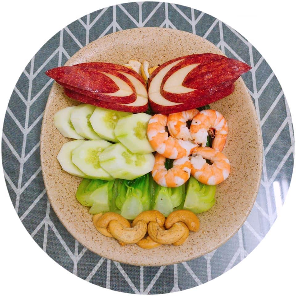 Thực đơn Eatclean vừa ngon vừa đẹp của mẹ đảm giúp chị em có động lực giảm cân-7
