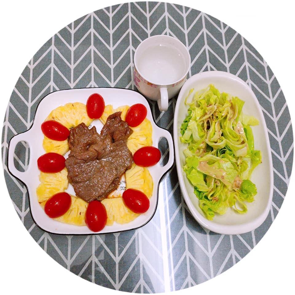 Thực đơn Eatclean vừa ngon vừa đẹp của mẹ đảm giúp chị em có động lực giảm cân-8