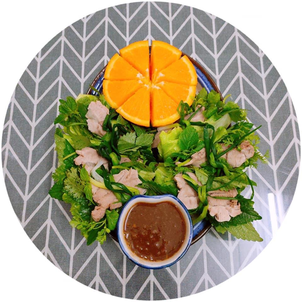 Thực đơn Eatclean vừa ngon vừa đẹp của mẹ đảm giúp chị em có động lực giảm cân-9