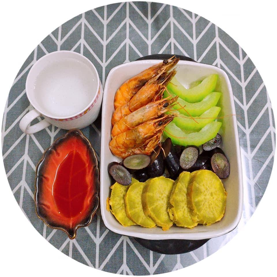 Thực đơn Eatclean vừa ngon vừa đẹp của mẹ đảm giúp chị em có động lực giảm cân-12
