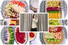 Thực đơn Eatclean vừa ngon vừa đẹp của mẹ đảm giúp chị em có động lực giảm cân