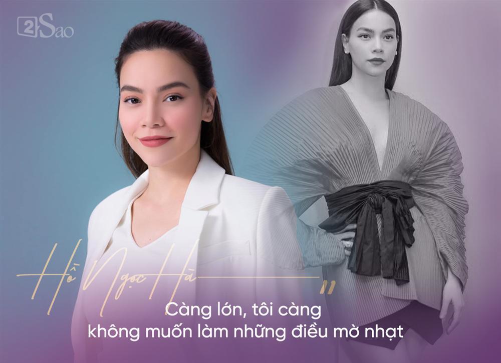Hồ Ngọc Hà 2020: Thị phi đóng cửa, duyên tình thăng hoa-7