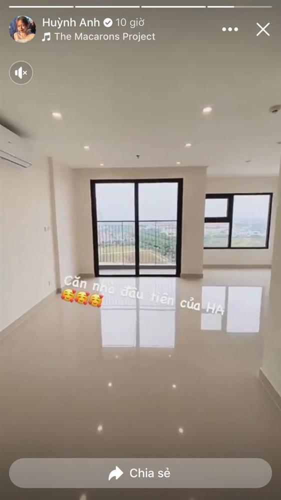 Hình ảnh đầu tiên về căn hộ Huỳnh Anh mới tậu gần nhà Quang Hải-2