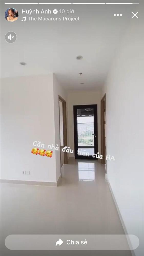 Hình ảnh đầu tiên về căn hộ Huỳnh Anh mới tậu gần nhà Quang Hải-4