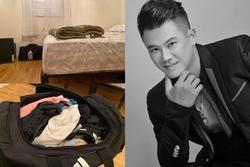 Nơi cuối cùng Vân Quang Long ở trước khi qua đời, xót xa túi đồ để lại