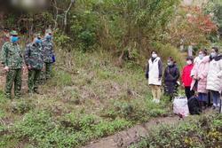 Phát hiện 5 công dân Việt Nam nhập cảnh trái phép tại Lạng Sơn
