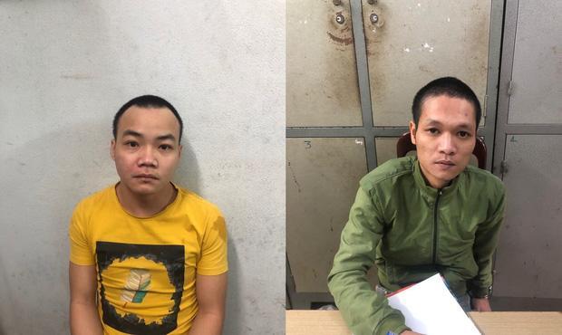 2 thanh niên ngáo đá, rảnh rỗi rủ nhau đập phá hàng chục ô tô ở Đà Nẵng-2