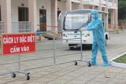 TP.HCM đã tìm thấy người phụ nữ nhập cảnh chui cùng BN 1440 trong tối 31/12