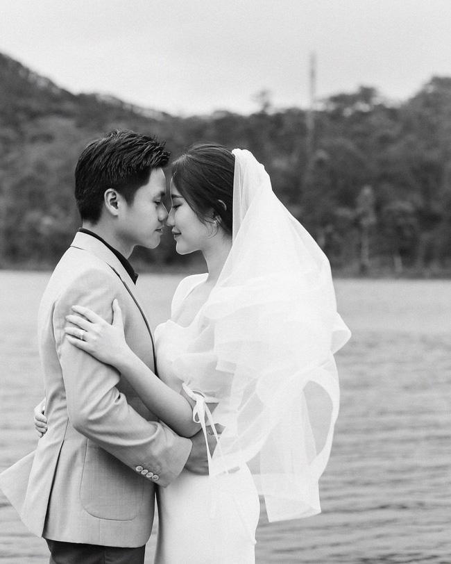 Ảnh cưới nét căng Phan Thành - Xuân Thảo, bất ngờ ngoại hình cô dâu-1