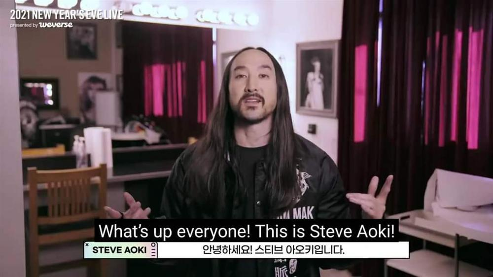 Big Hit 2021 New Year's Eve Live: BTS lần đầu xuất hiện với đội hình số 7 cùng Suga-8