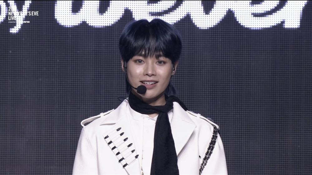 Big Hit 2021 New Year's Eve Live: BTS lần đầu xuất hiện với đội hình số 7 cùng Suga-4