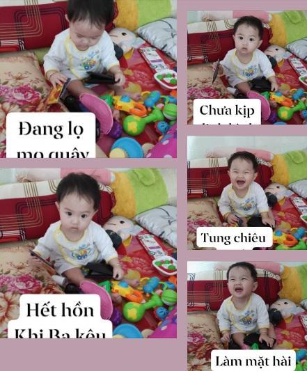 Cuộc sống gà trống nuôi con của người đàn ông Việt Nam đầu tiên mang thai-5