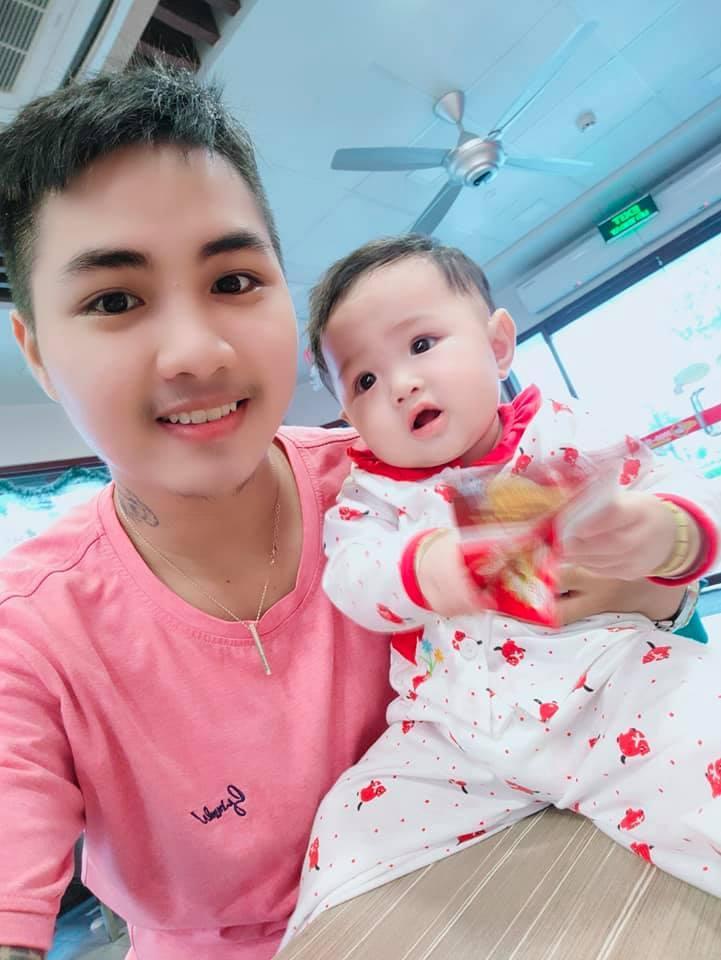 Cuộc sống gà trống nuôi con của người đàn ông Việt Nam đầu tiên mang thai-6