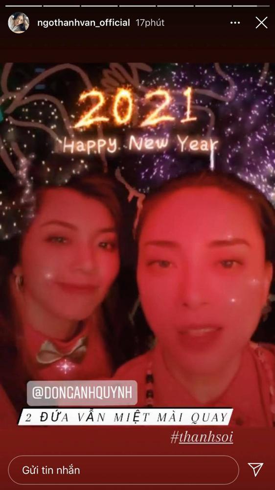 Huy Trần và Ngô Thanh Vân để lộ hint hẹn hò rõ mồn một ngày đầu năm-5