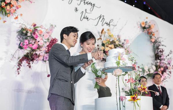Đầu 2021, Công Phượng mở bát lộ loạt ảnh đẹp long lanh với Viên Minh sau 3 siêu đám cưới-11