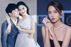MC Tạ Na và hoa hậu Trương Tử Lâm cùng thông báo mang thai