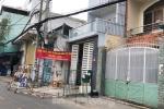 TP.HCM: Phong tỏa, cách ly ngôi nhà người phụ nữ nhập cảnh 'chui' ở Q. Tân Phú