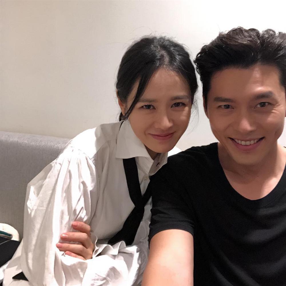 Rộ tin Son Ye Jin - Hyun Bin rục rịch kết hôn-1