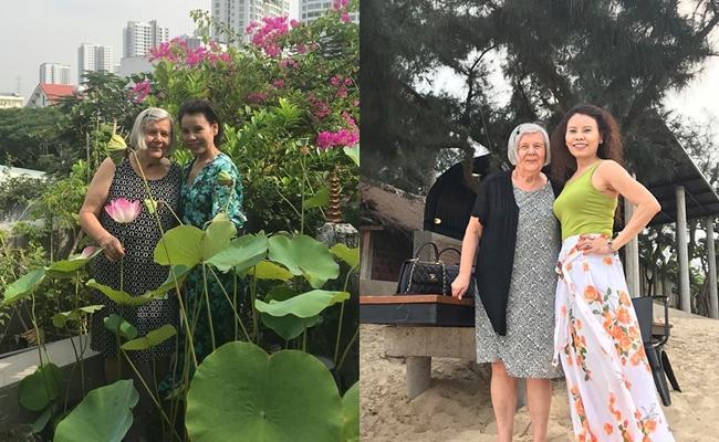 Mẹ Kim Lý hé lộ mối quan hệ với Hồ Ngọc Hà chỉ qua 1 câu nói-6