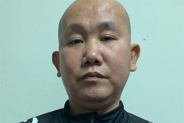 Quân Thi bị bắt ở Bắc Giang-1
