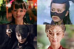 Mỹ nhân Hoa ngữ đeo mặt nạ: Đường Yên mang mặt heo xấu xí vẫn được khen