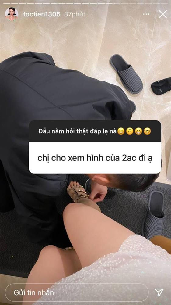 Tóc Tiên không đeo nhẫn cưới với Hoàng Touliver-3