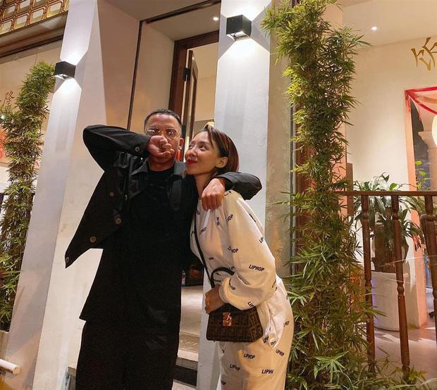 Tóc Tiên không đeo nhẫn cưới với Hoàng Touliver-2