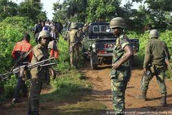 Hàng loạt nông dân bị cắt cổ trong ngôi làng ở Congo