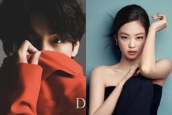 Idols Hàn hot nhất Trung Quốc hiện nay: V giữ vững ngôi vương, Jennie vẫn là thành viên BlackPink duy nhất