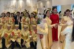 NSND Công Lý ngượng ngùng hôn cô dâu kém 15 tuổi trên lễ đường-20