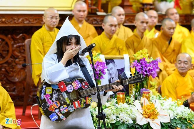 Nghệ sĩ Việt ở Mỹ không thể đến viếng Vân Quang Long vì dịch bệnh-2