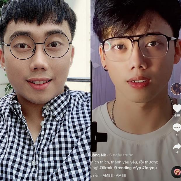Xuất hiện chàng trai sở hữu gương mặt là phép cộng hoàn hảo giữa TikToker Hải Đăng Doo và Gino Tống-2
