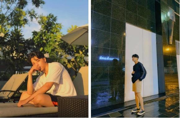 Xuất hiện chàng trai sở hữu gương mặt là phép cộng hoàn hảo giữa TikToker Hải Đăng Doo và Gino Tống-5